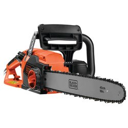 Black and Decker - 2200W Corded Chainsaw 45cm - CS2245