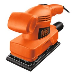 Black and Decker - 135W 13 Sheet Sander - KA300