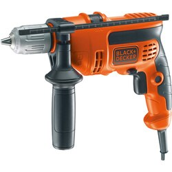 Black and Decker - 550W Percussion Hammer Drill - KR554CRESK