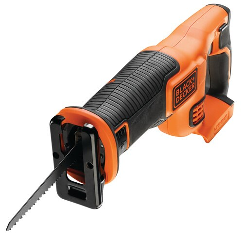 Black and Decker - 18V Lithiumion Cordless Reciprocating Saw with 150mm Blade - BDCR18N