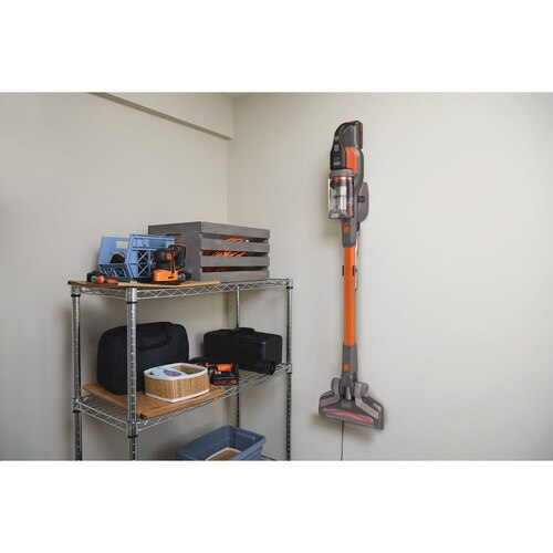 Black and Decker - 18V 4in1 Cordless POWERSERIES Extreme Vacuum Cleaner - BHFEV182C