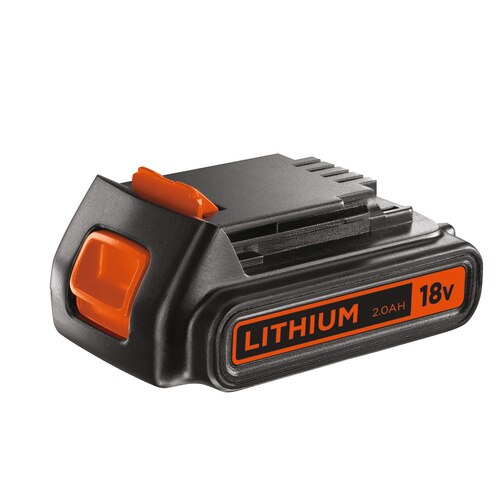 Black and Decker - 18V 20Ah Lithiumion Battery - BL2018