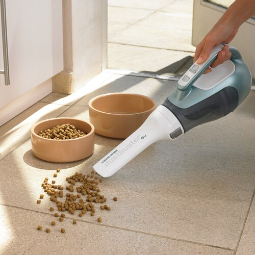 Black and Decker - 60V Dustbuster with Cyclonic Action - DV6010N