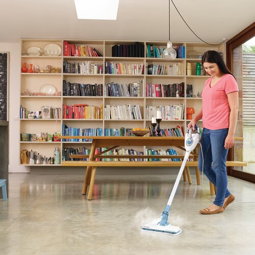 Black and Decker - 7IN1 Floor Extension Steammop - FSMH1300FX