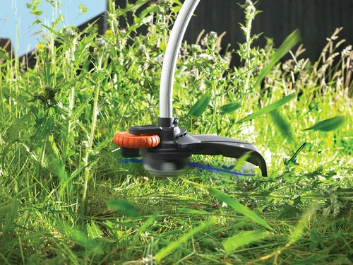 Black and Decker - 35cm 900W Electric Strimmer Grass Trimmer - GL9035