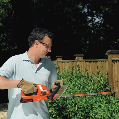 Black and Decker - 50cm 18V 20Ah Lithiumion Hedge Trimmer - GTC1850L20
