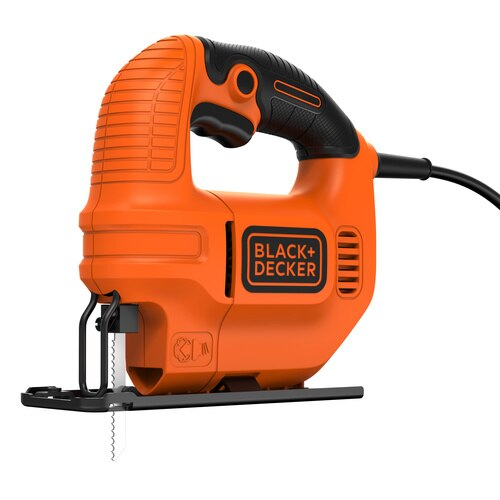 Black And Decker - 400W Compact Jigsaw with blade - KS501