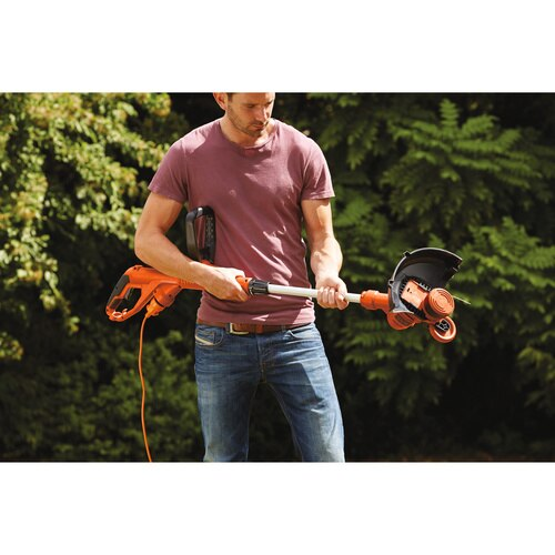 Black and Decker - 30cm 550W Strimmer Grass Trimmer - ST5530