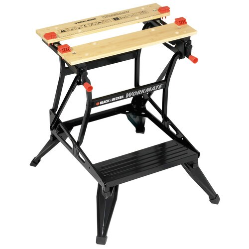Black and Decker - Workmate 536 Dual Height Workbench - WM536